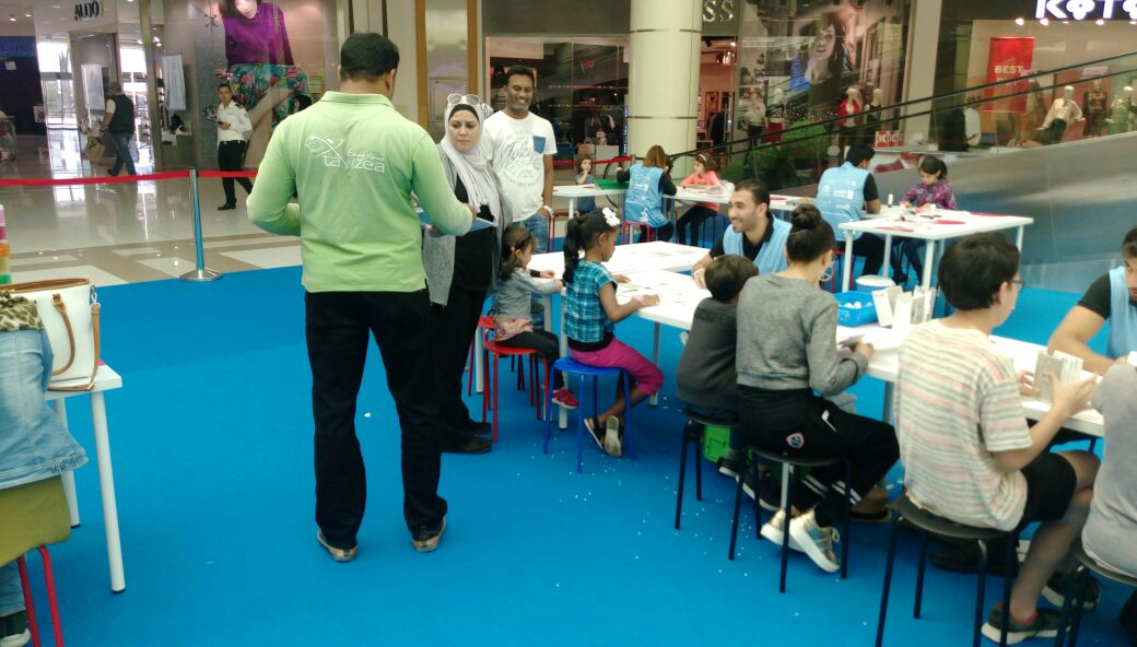 our participation in ABU DHABI Science Festival 2018