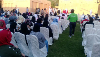 our participation in AL Qattara Arts Center