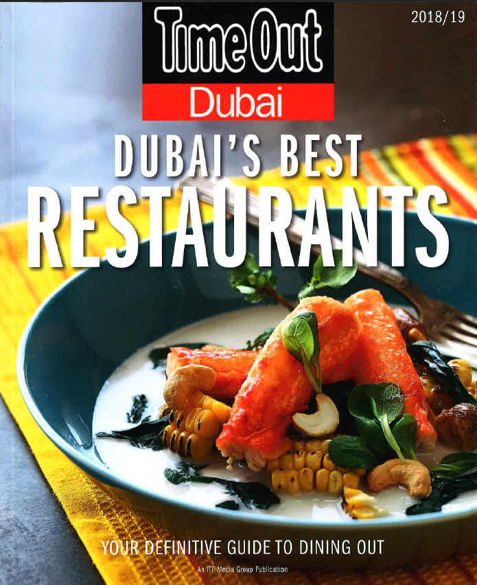 Time Out Dubai Eating Out Guide