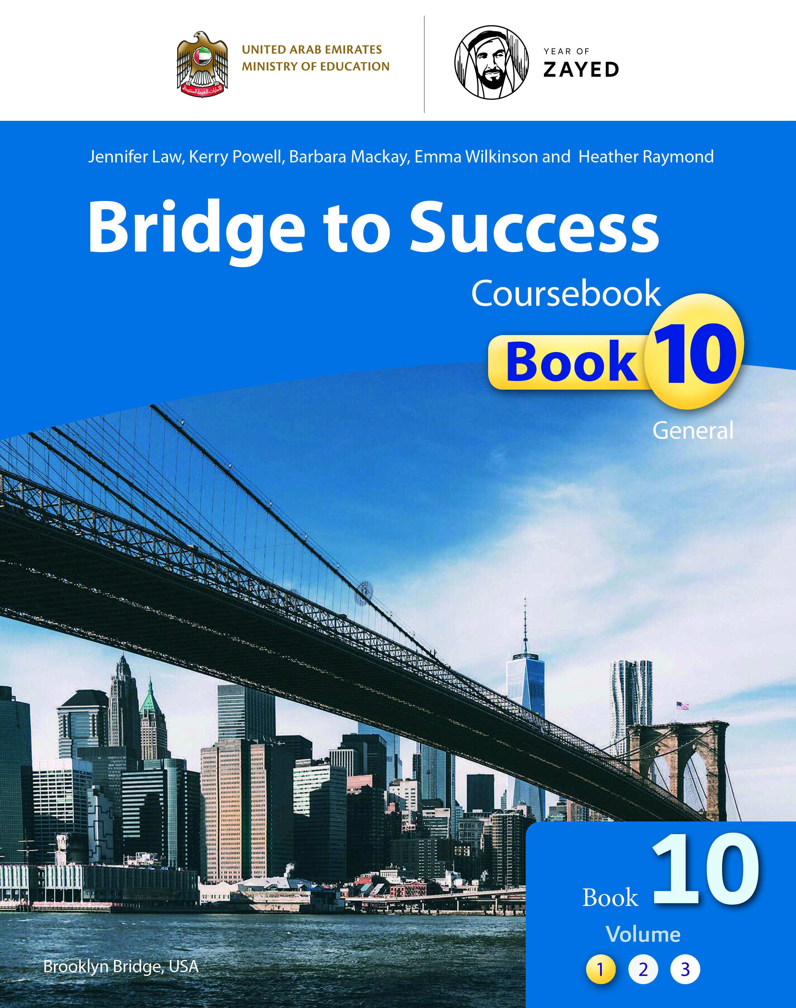 Bridge to Success Grade 10 General Coursebook P01