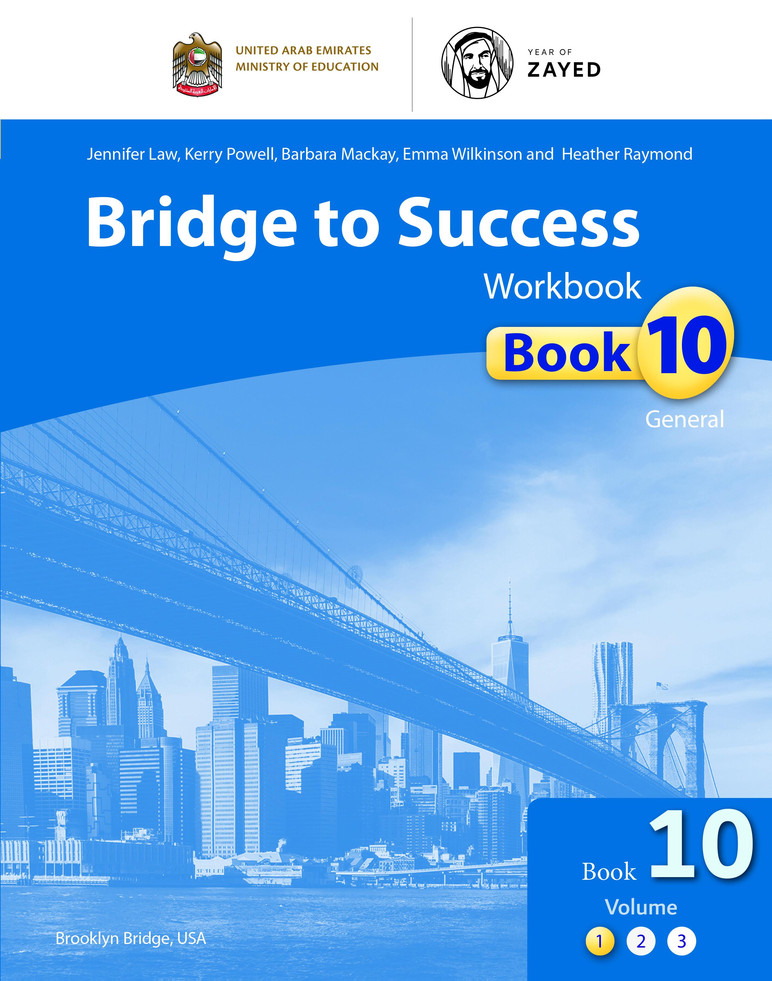 Bridge to Success Grade 10 General Workbook P01
