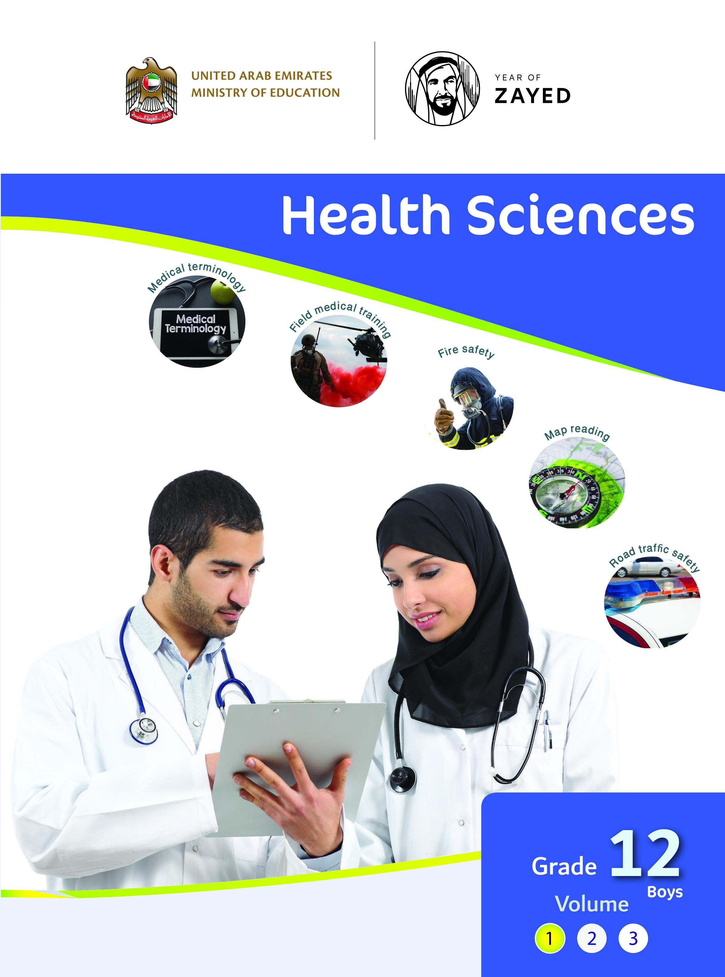 Health Sciences Boy  P01