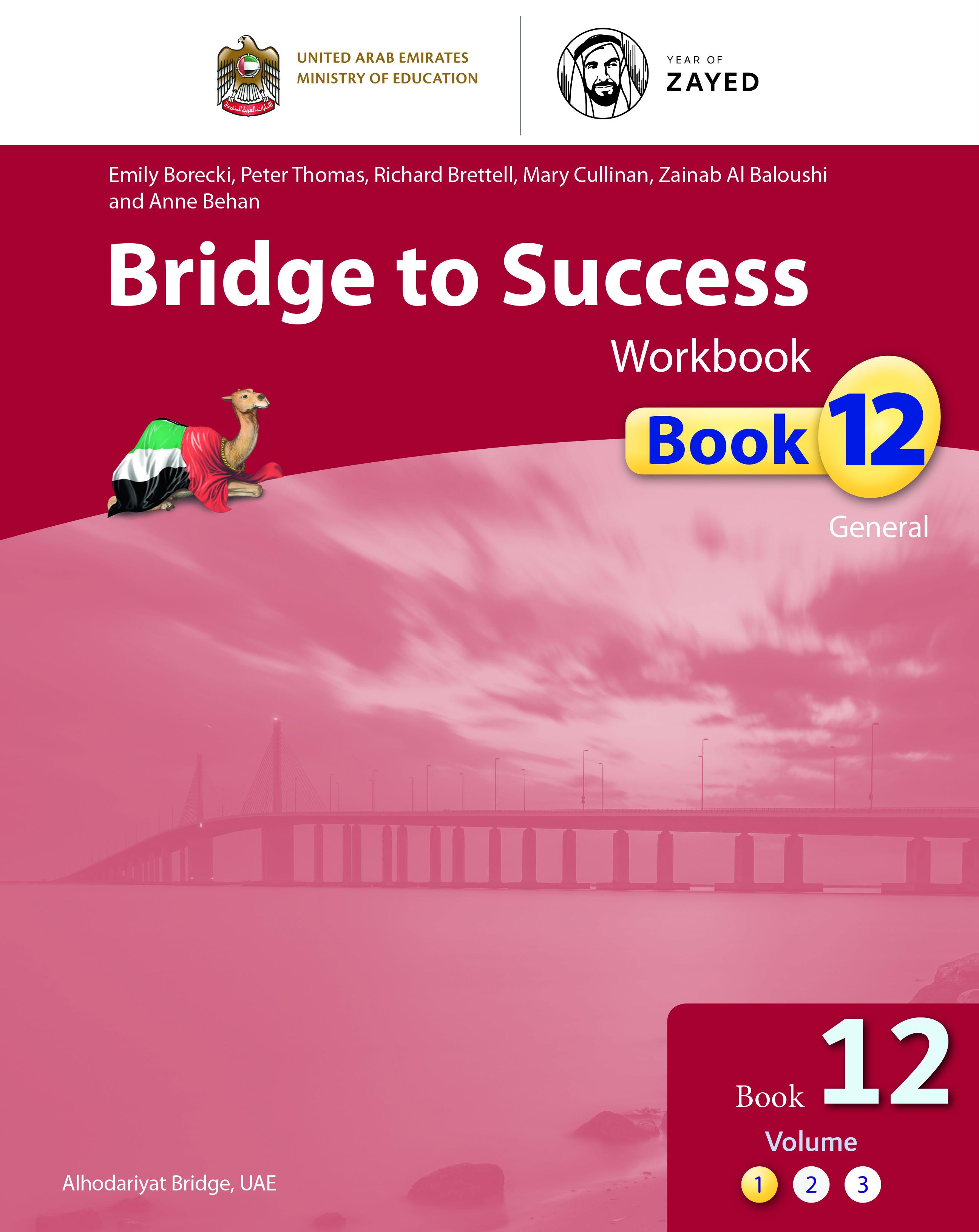 Bridge to Success Grade 12 General Workbook P01