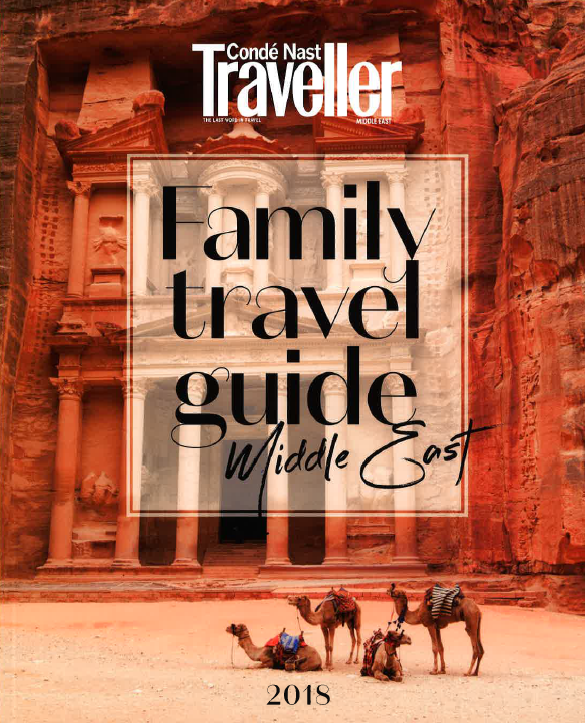 Condenast Traveller Family Guide