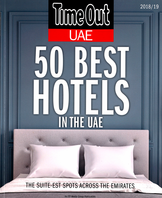 Time Out 50 Best Hotels in the UAE