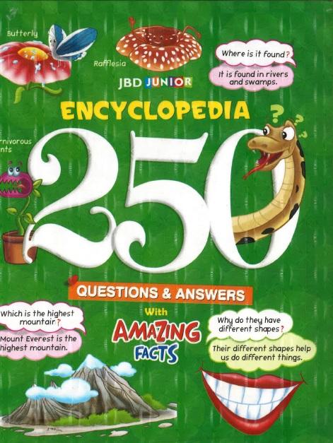 250 Q & A موسوعة