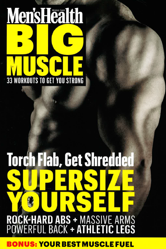 Men'S Health - Eating for Muscle Guide