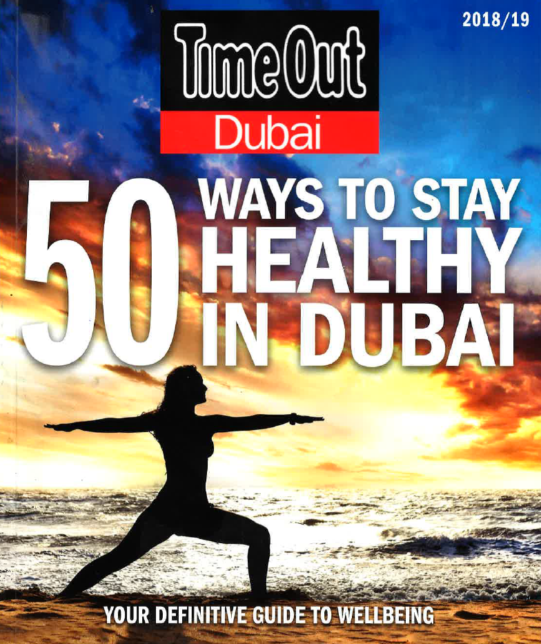 Time Out Health & Fitness Guide
