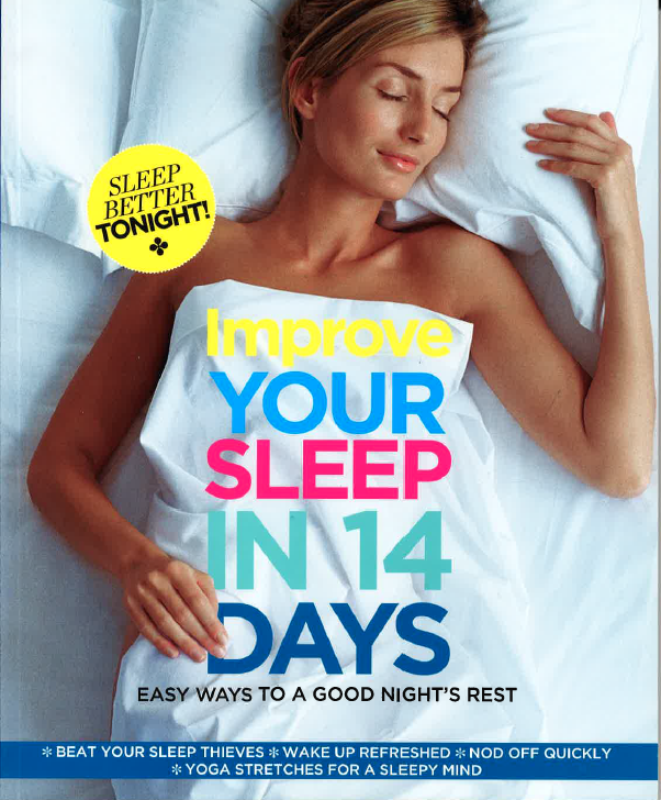 Improve your sleep in 14 Days