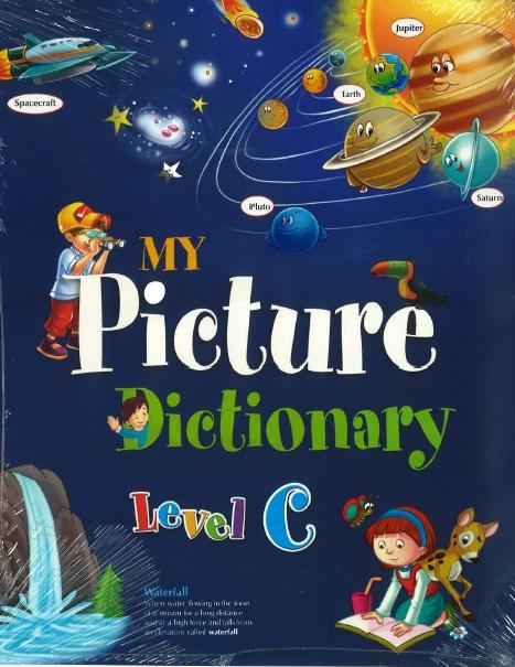 بلدي قاموس الصورة (أريد أن تحديد) مستوى C