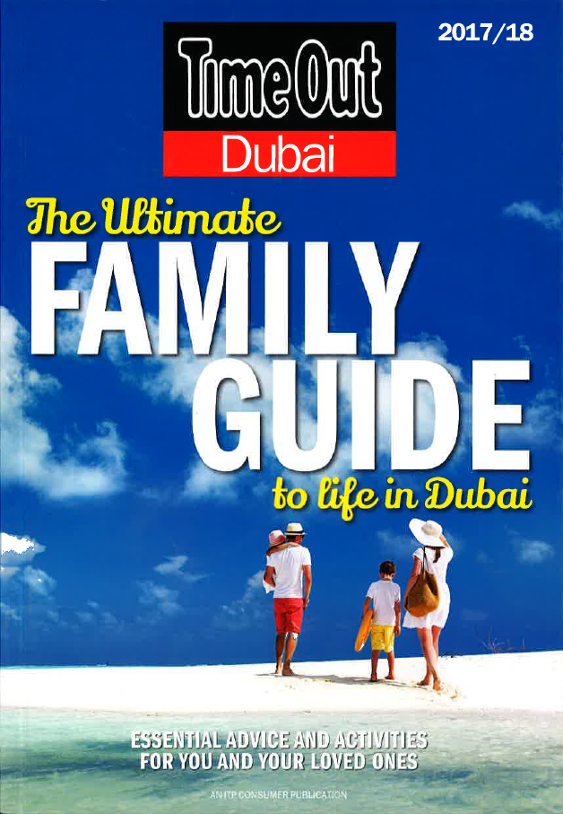 Time Out Dubai Family Guide