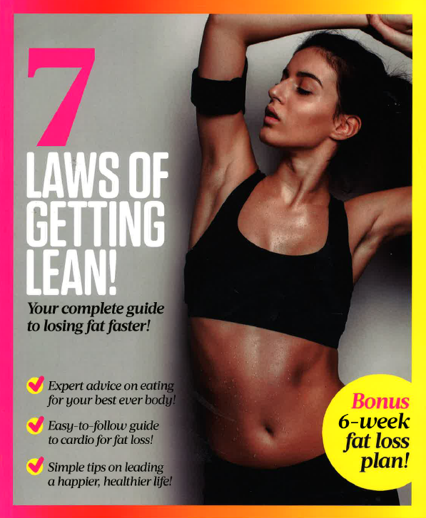 7 Laws of Getting Lean!