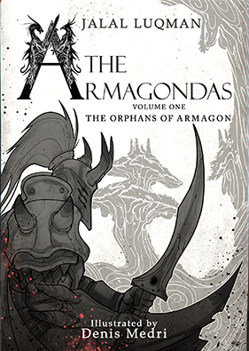 The Armagondas - Volume 1
