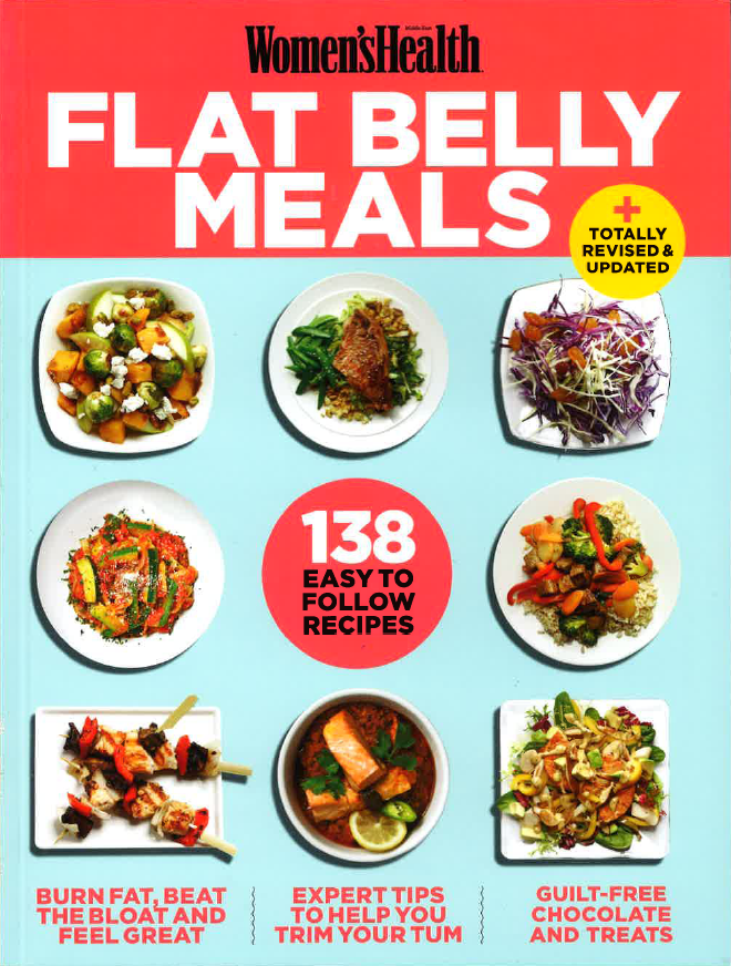 Women's Health FLAT BELLY MEALS