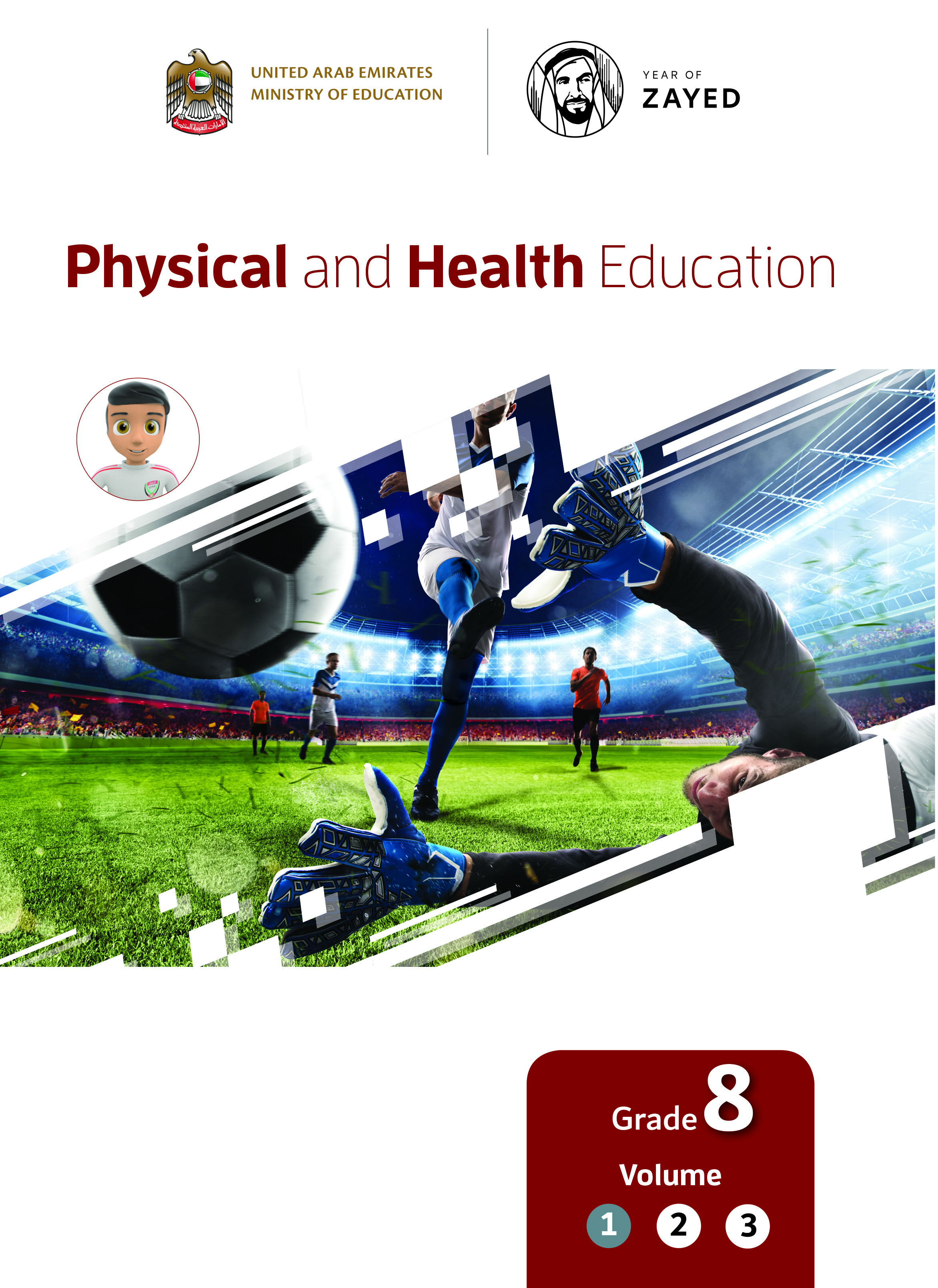 Physical and Health Education - SE_Boy - G08 - P01