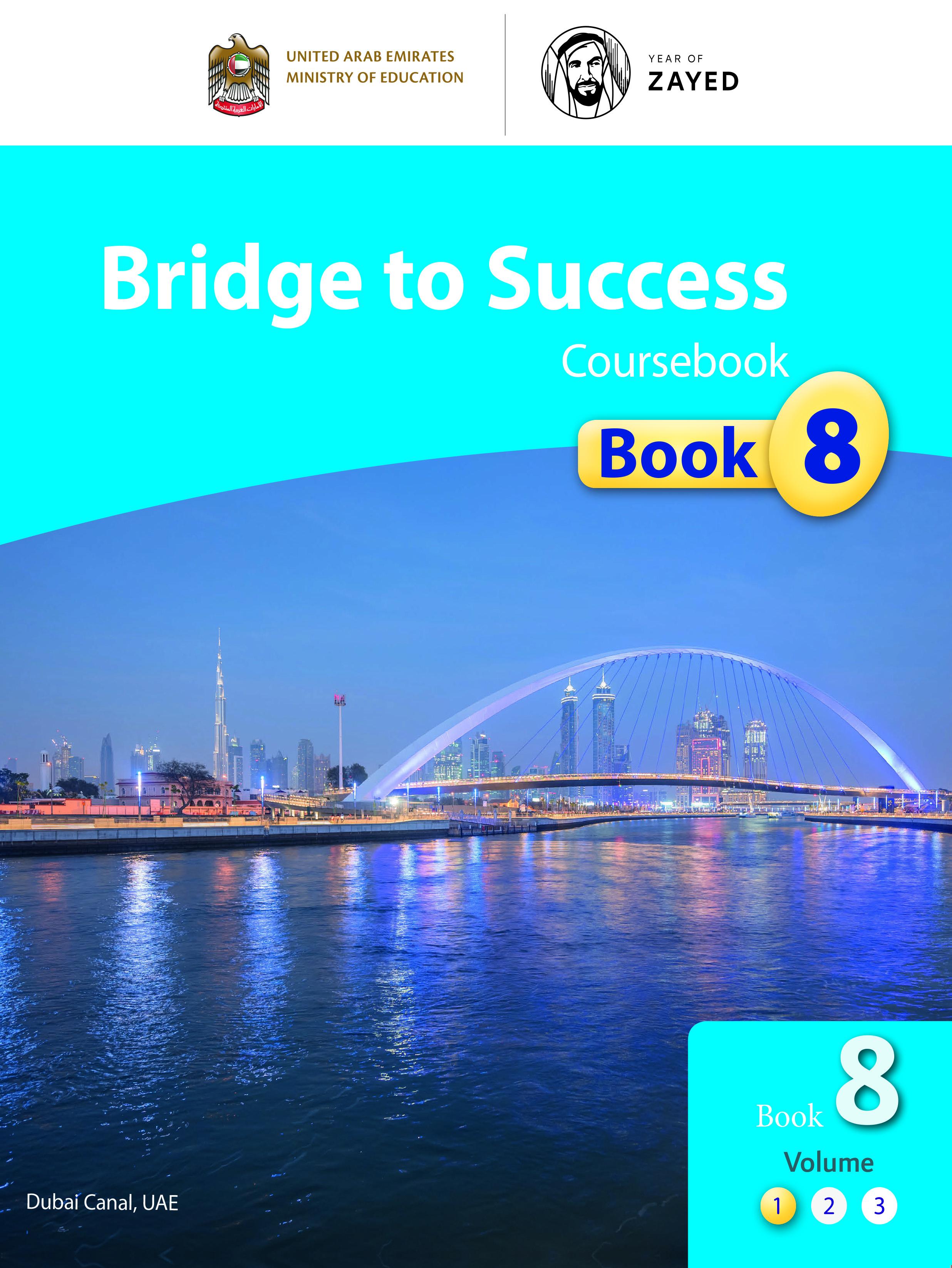 Bridge to Success Grade 8 Coursebook P01