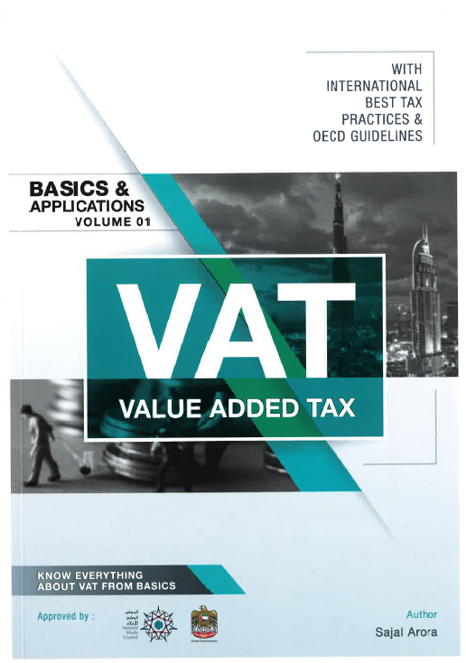 VAT- Value Added Tax (Basics & Applications)