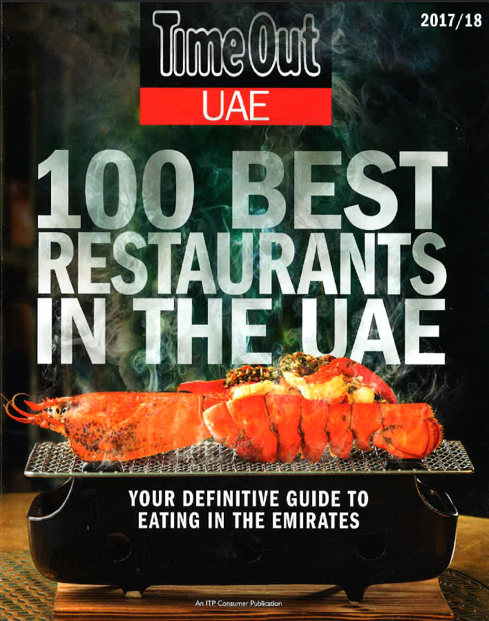 Time Out 100 Best Restaurants in the UAE