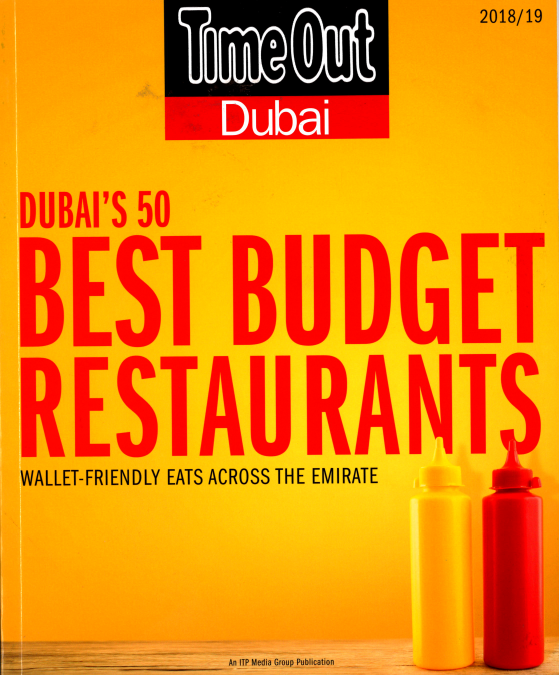 Time Out Dubai's 50 Best Budget Restaurants Guide
