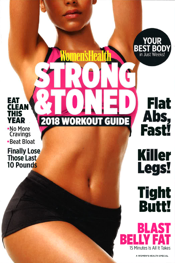 Women's Health STORNG&TONED