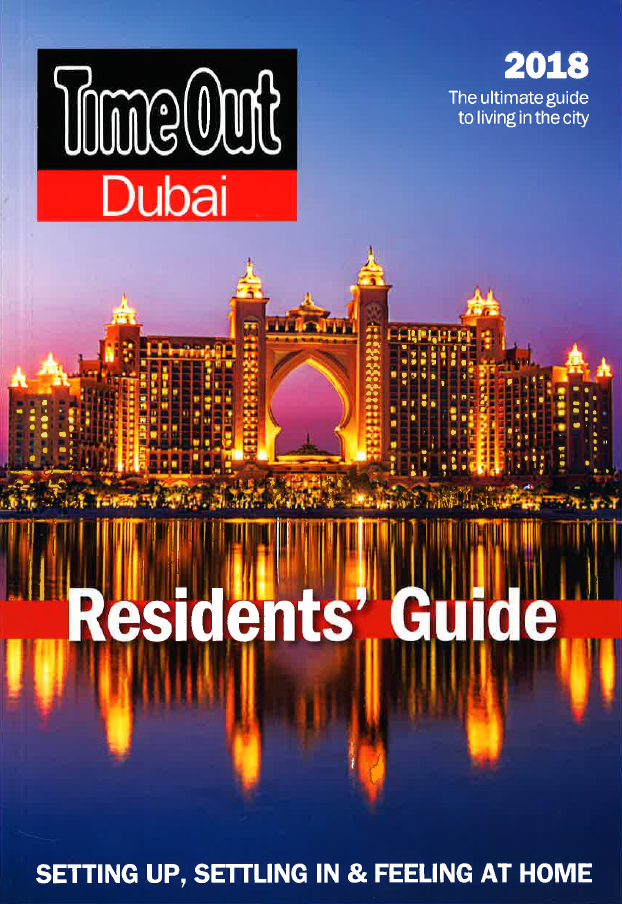 Time Out Abu Dhabi Residents Guide